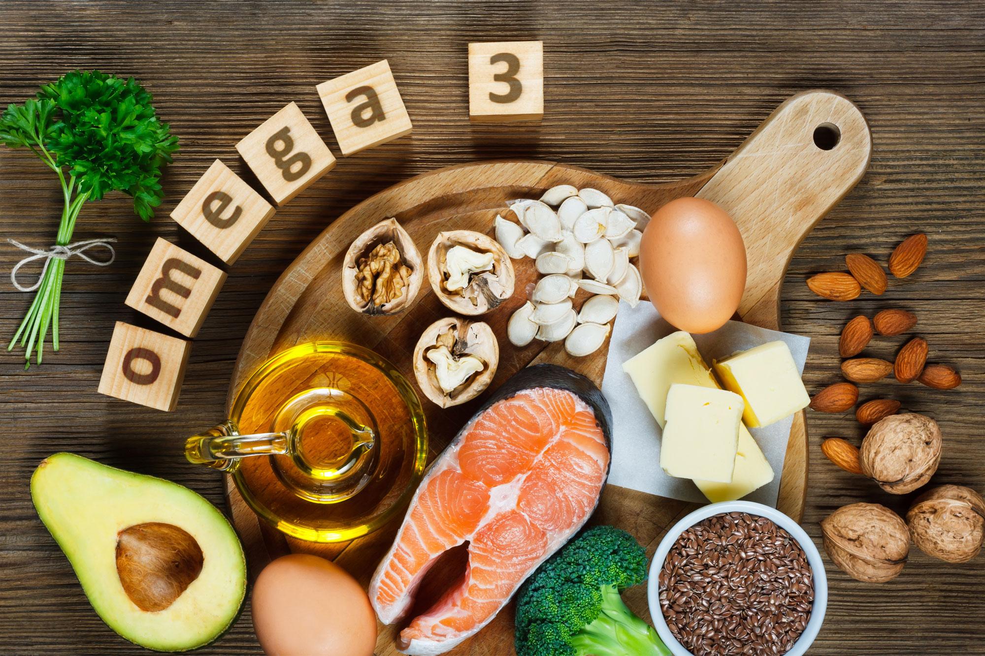 Kwasy omega-3, a zdrowie – ile jemy, ile powinniśmy i w jakich proporcjach?