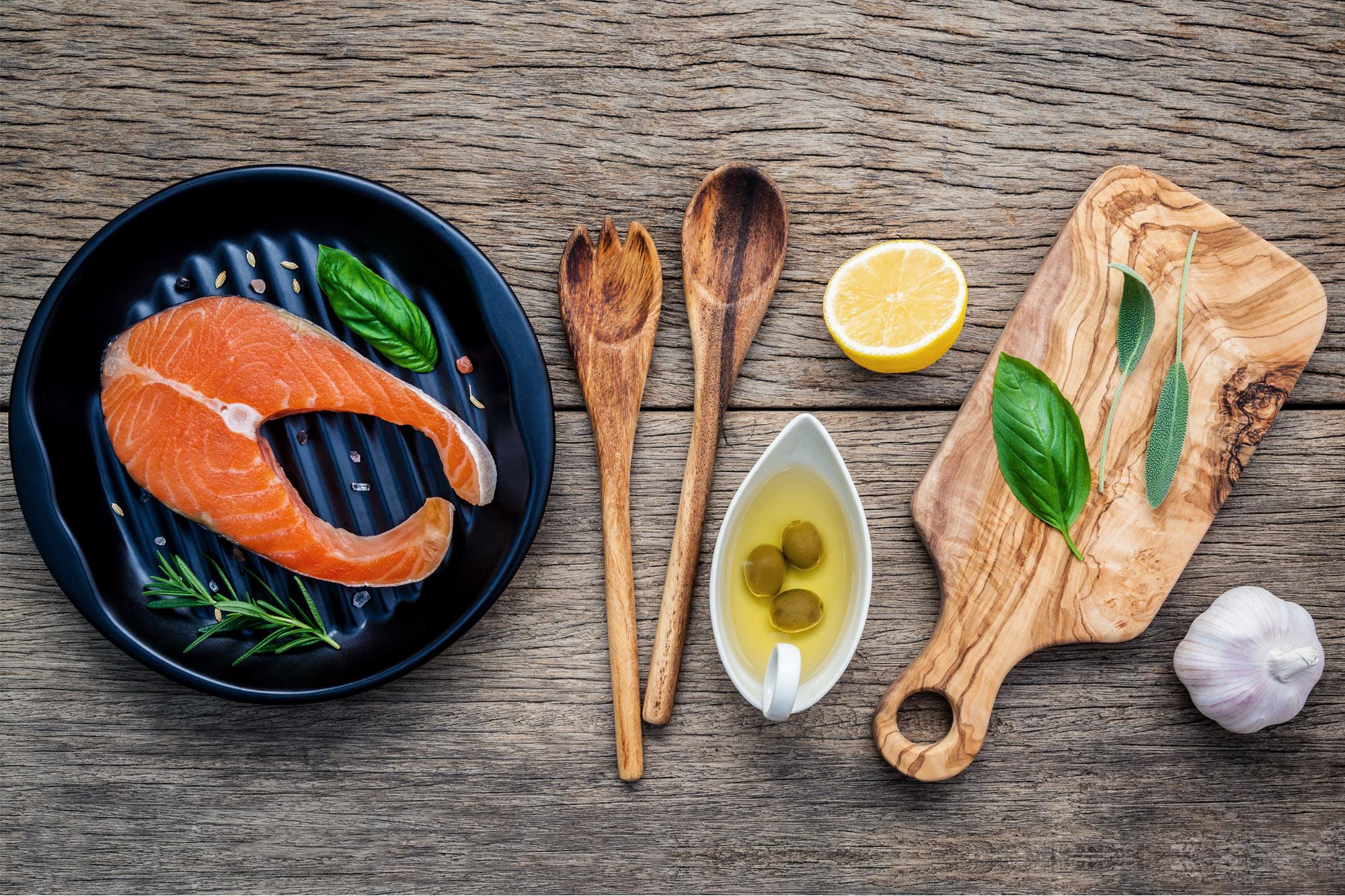Kwasy omega-3 i ich wpływ na układ krążenia