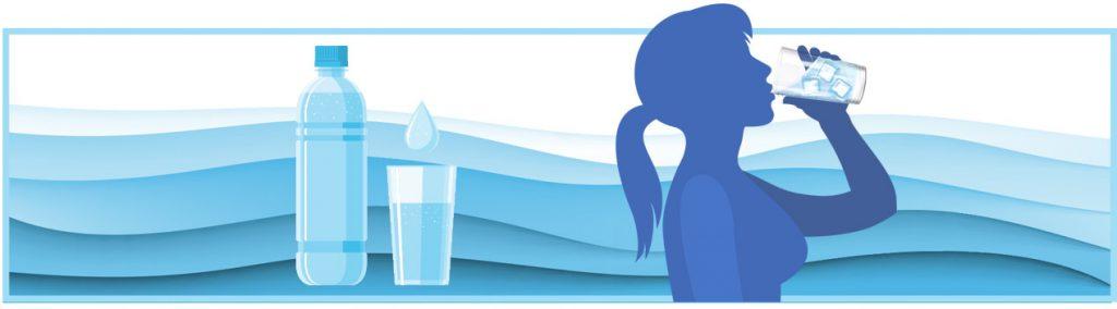 Nawadnianie organizmu. ile wody  należy pić ?