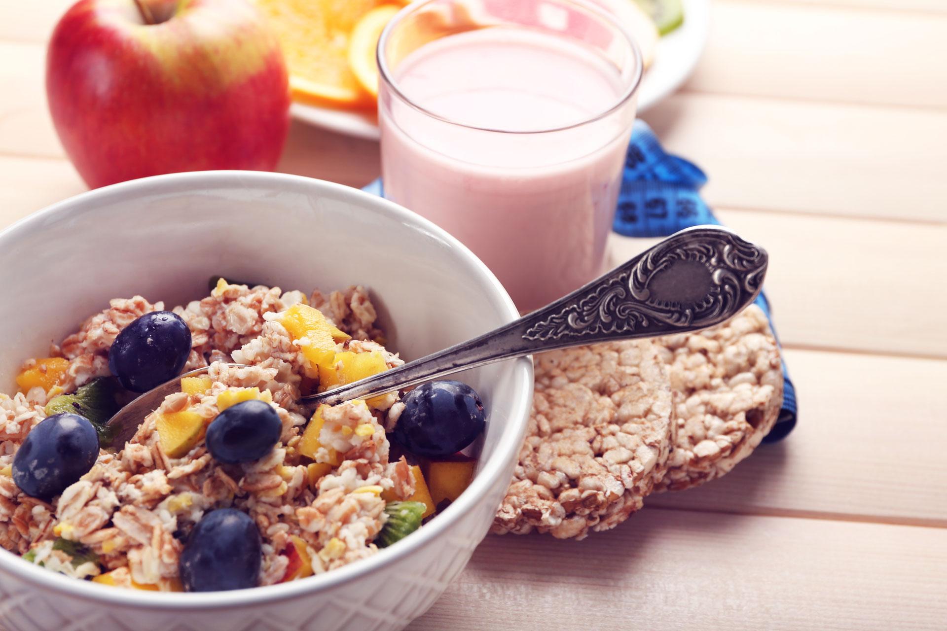 Dobre i złe nawyki żywieniowe