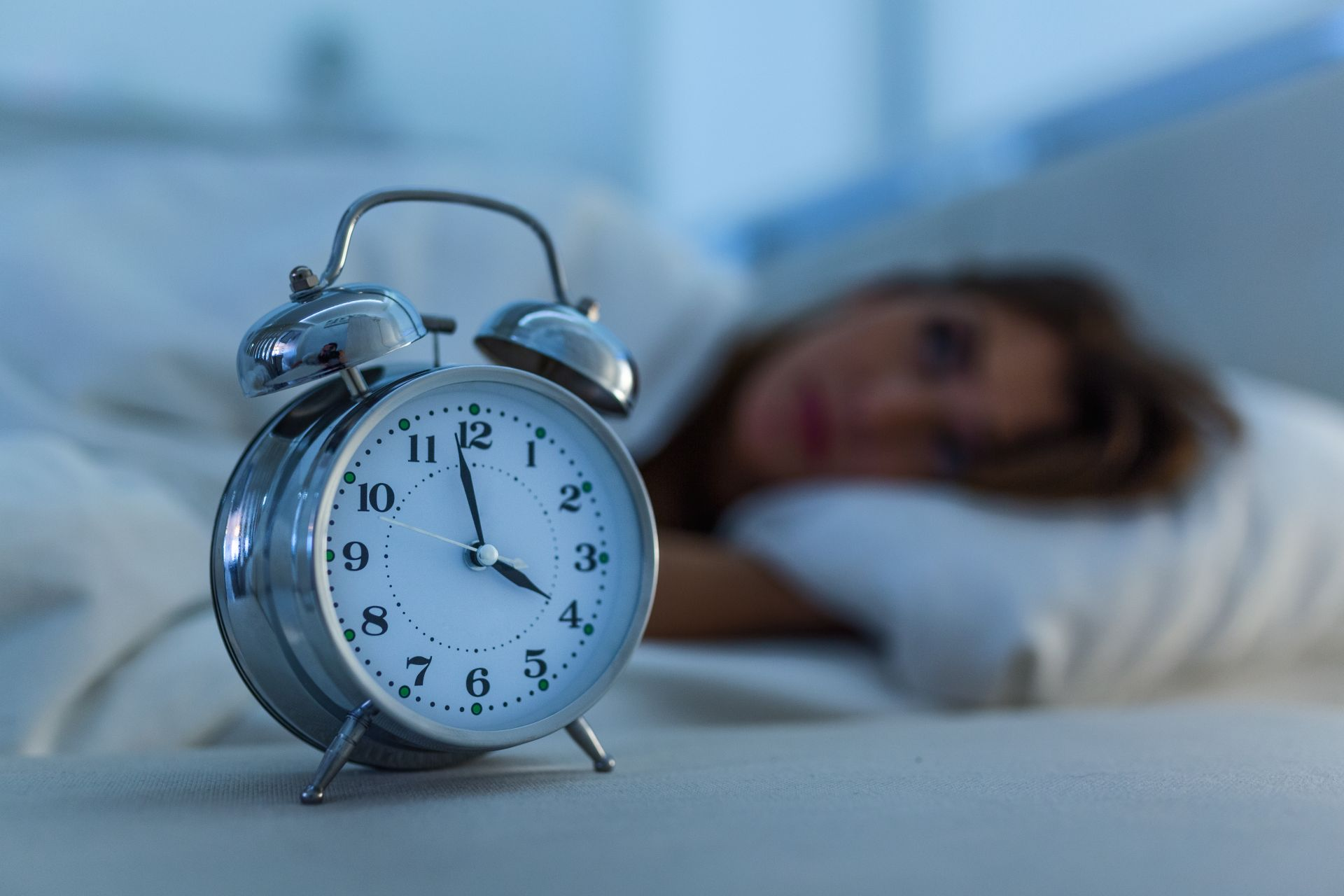Problemy ze snem powodują brak koncentracji i wpływają na prawidłowe krążenie krwi