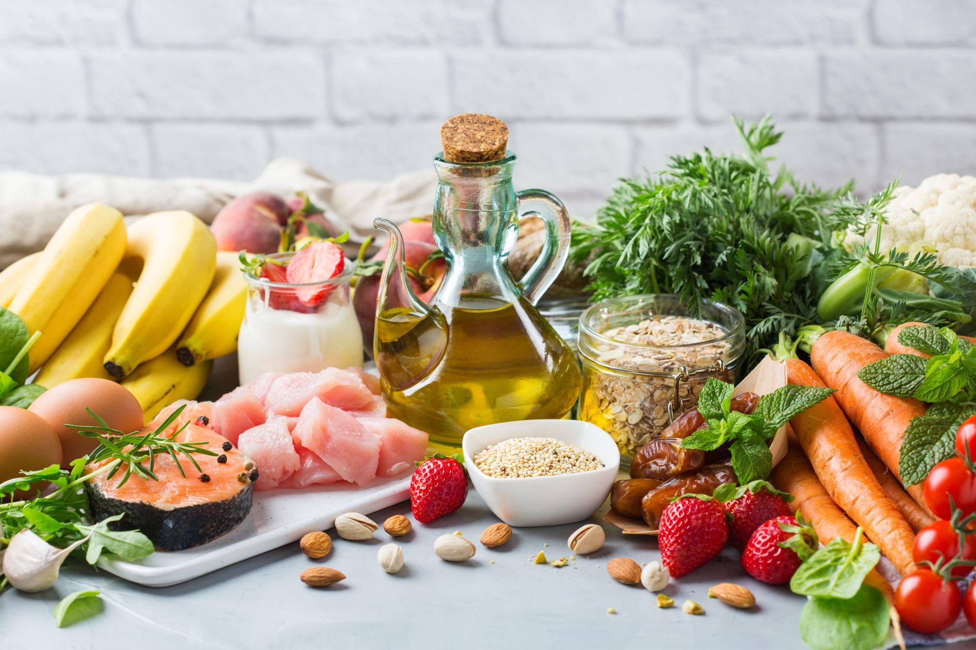 Dieta na odporność bogata w kwasy omega-3 i zdrowe tłuszcze