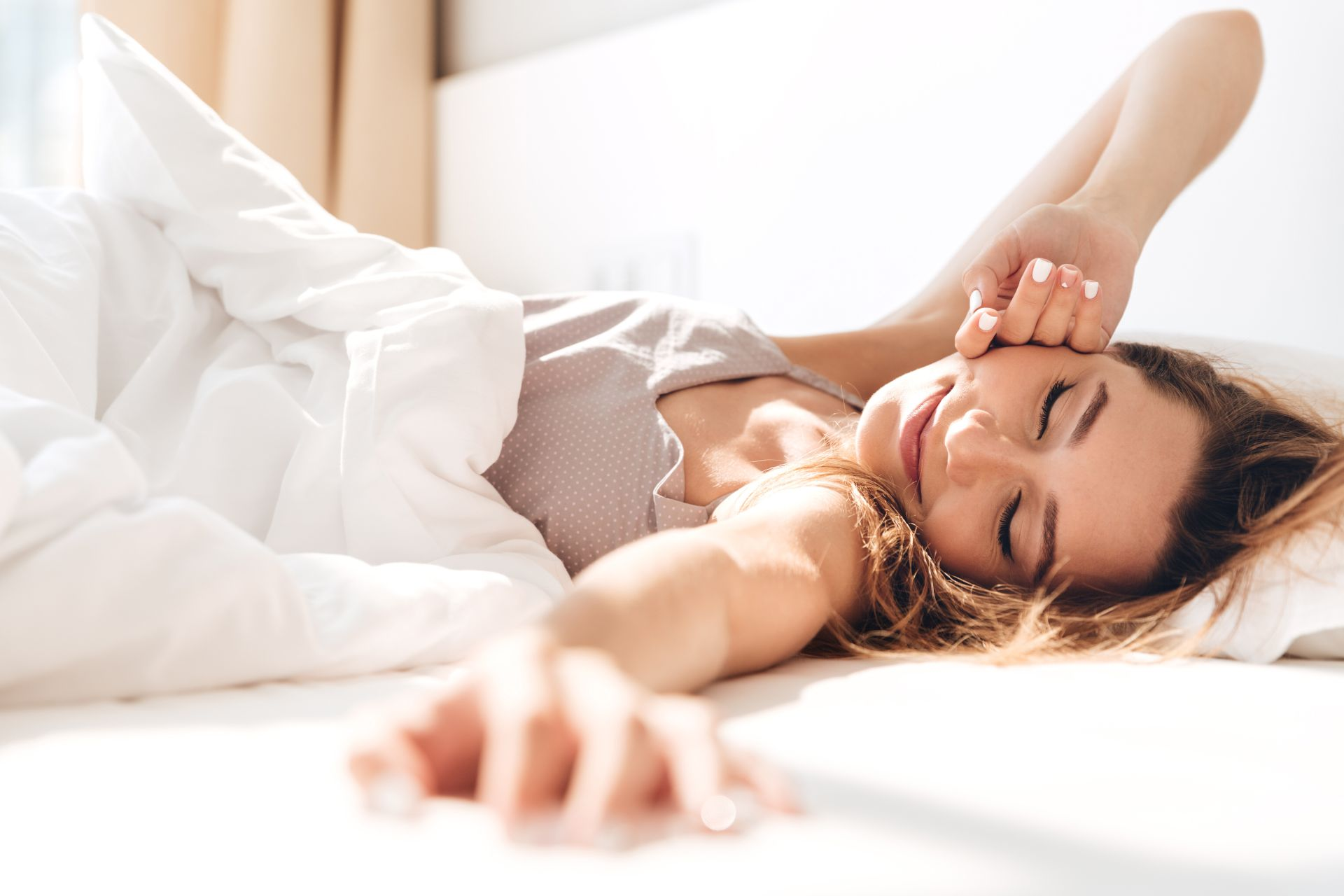 Dobry sen dla zdrowia - nie zarywaj nocy i wysypiaj się, aby wzmacniać odporność