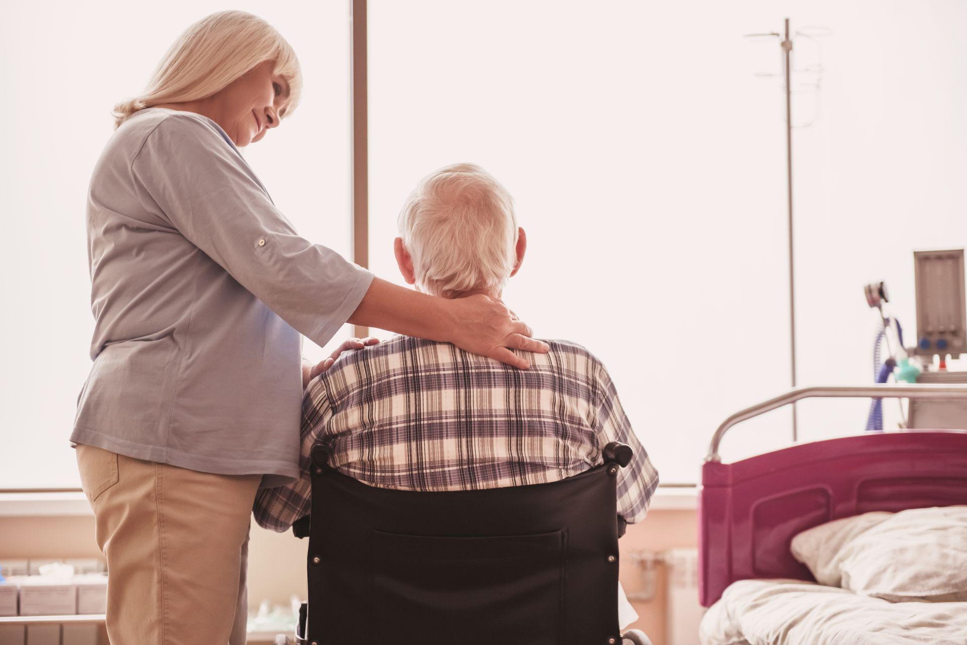 Rehabilitacja i opieka bliskich pomaga niwelować skutki udaru mózgu i wdrażać profilaktykę nadciśnienia tętniczego