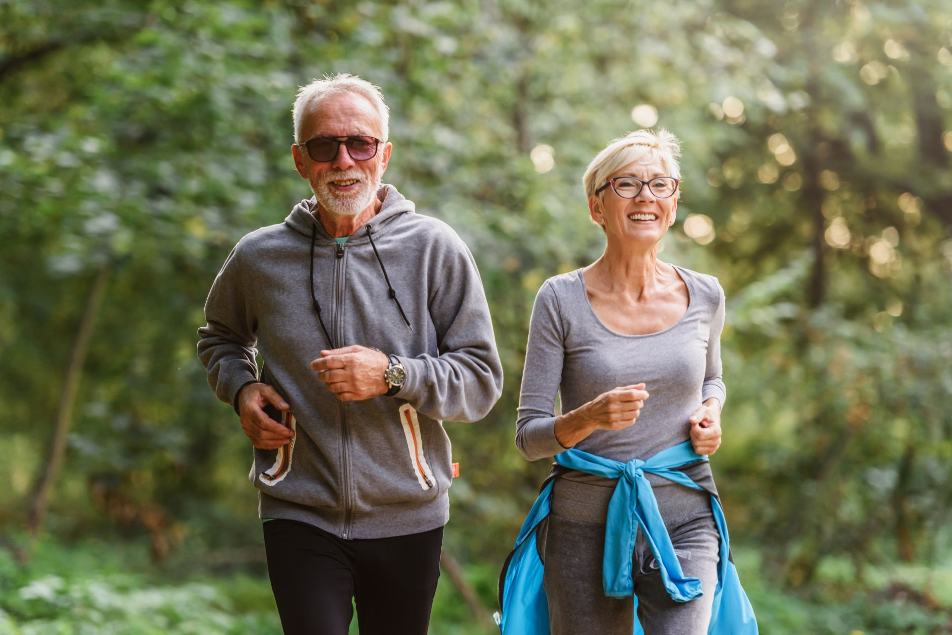 Umiarkowana aktywność fizyczna wzmacnia odporność organizmu i chroni przed infekcjami