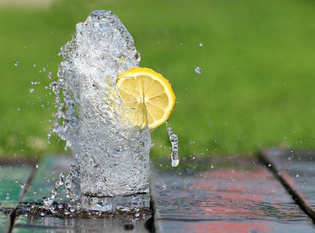 Woda żeby długo żyć