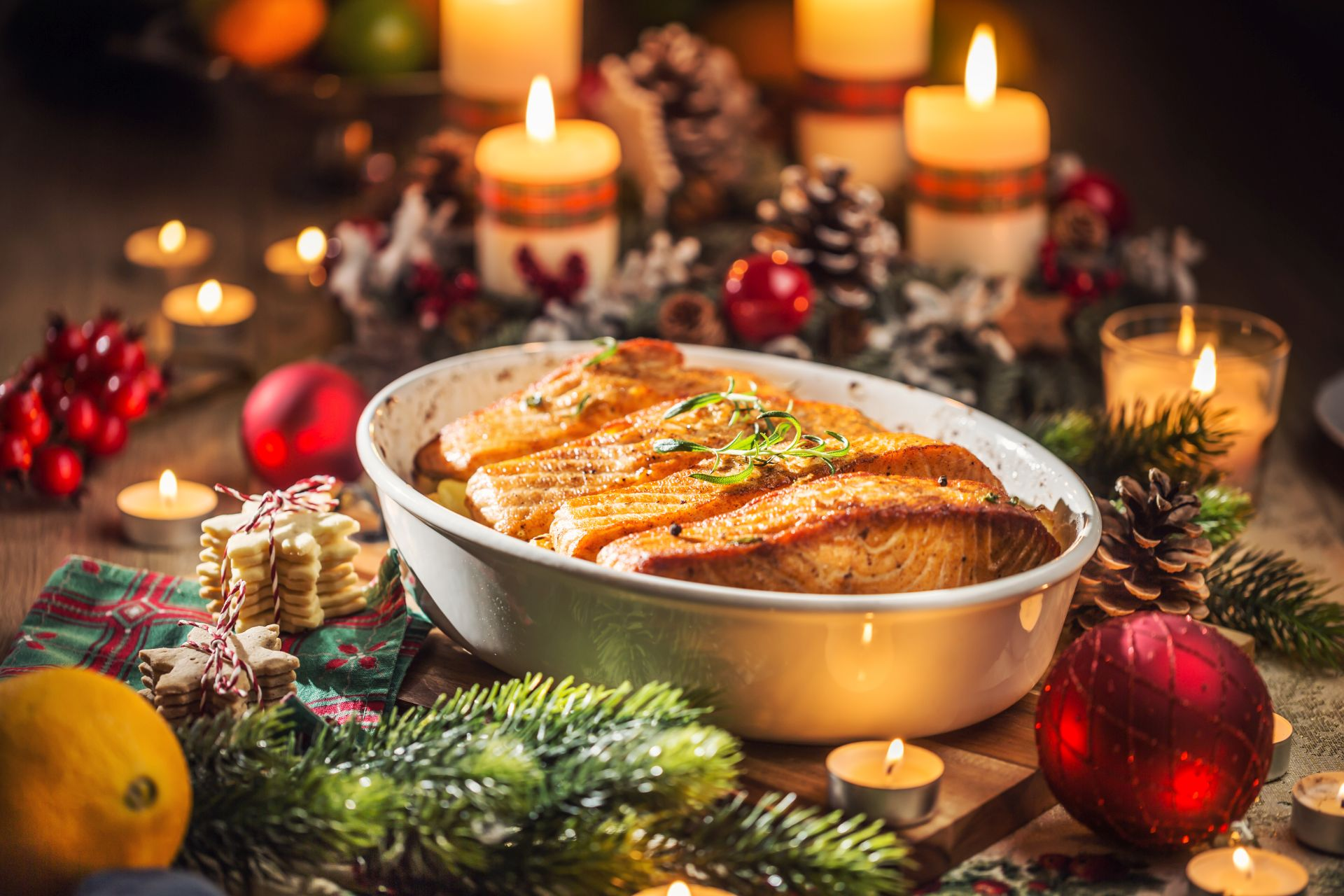 Zdrowe przepisy na święta Bożego Narodzenia nadal moga być smaczne - połącz zdrowie i tradycję, nie zmieniaj nawyków żywieniowych na święta zadbaj o cholesterol!